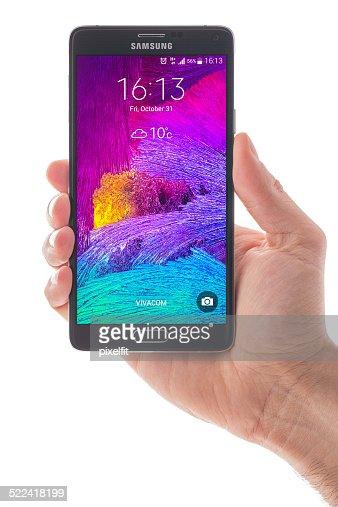 Samsung Galaxy Note 4 Smart Phone