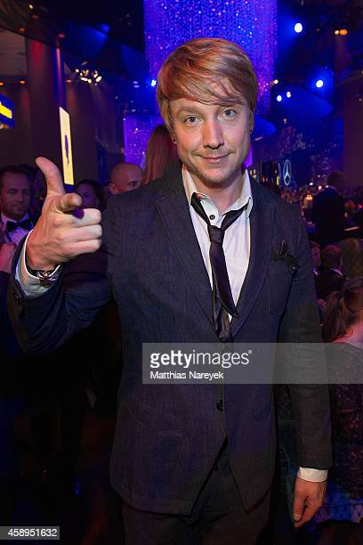 Samu Haber attends the after show party of Bambi Awards 2014 on November 13 2014 in Berlin Germany