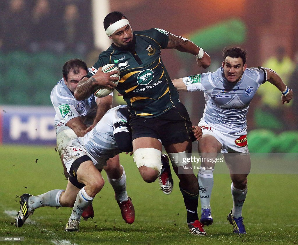 Castres Olympique - Northampton Saints