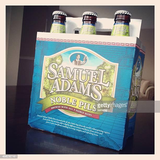 Samuel Adams Noble Pils Beer