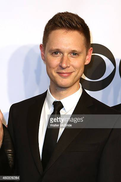 Samuel Barnett attends American Theatre Wing's 68th Annual Tony Awards at Radio City Music Hall on June 8 2014 in New York City