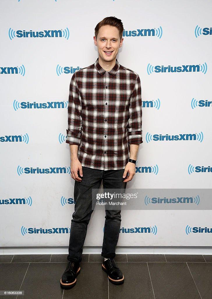 Celebrities Visit SiriusXM - October  21, 2016