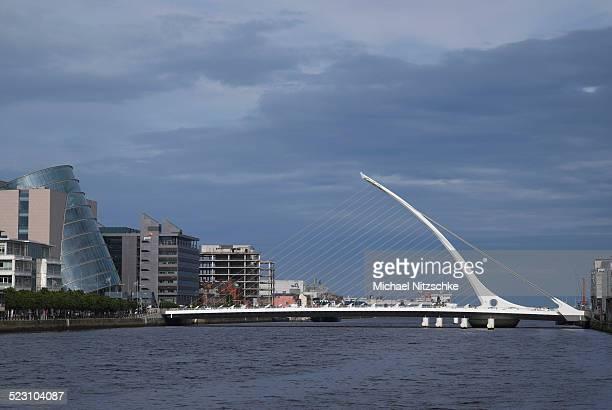 Samuel Beckett Bridge, Dublin, Leinster, Ireland