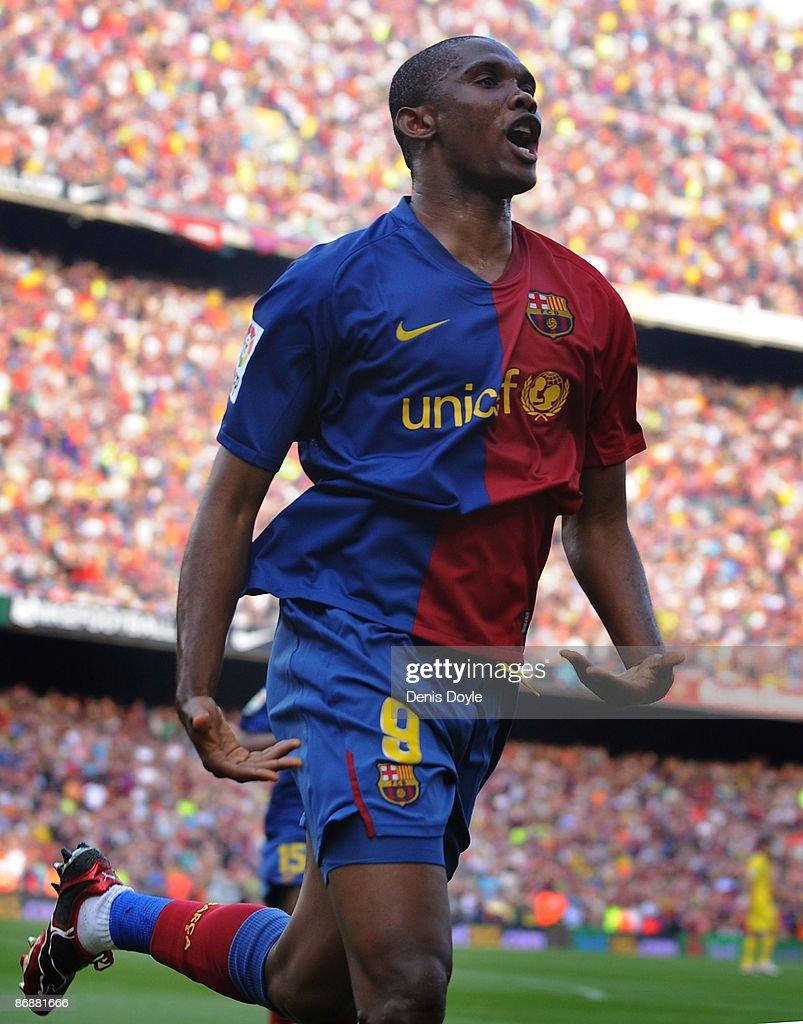Barcelona v Villarreal La Liga s and