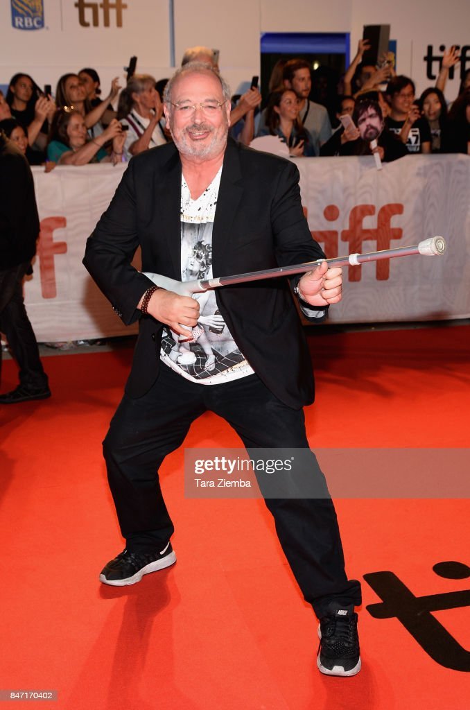 Samuel Hadida attends the 'Three Christs' premiere during the 2017 Toronto International Film Festival at Roy Thomson Hall on September 14, 2017 in Toronto, Canada.