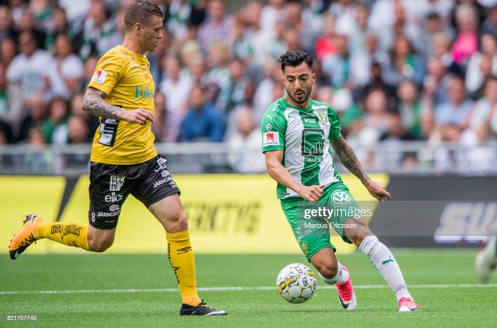 Hammarby IF v IF Elfsborg - Allsvenskan