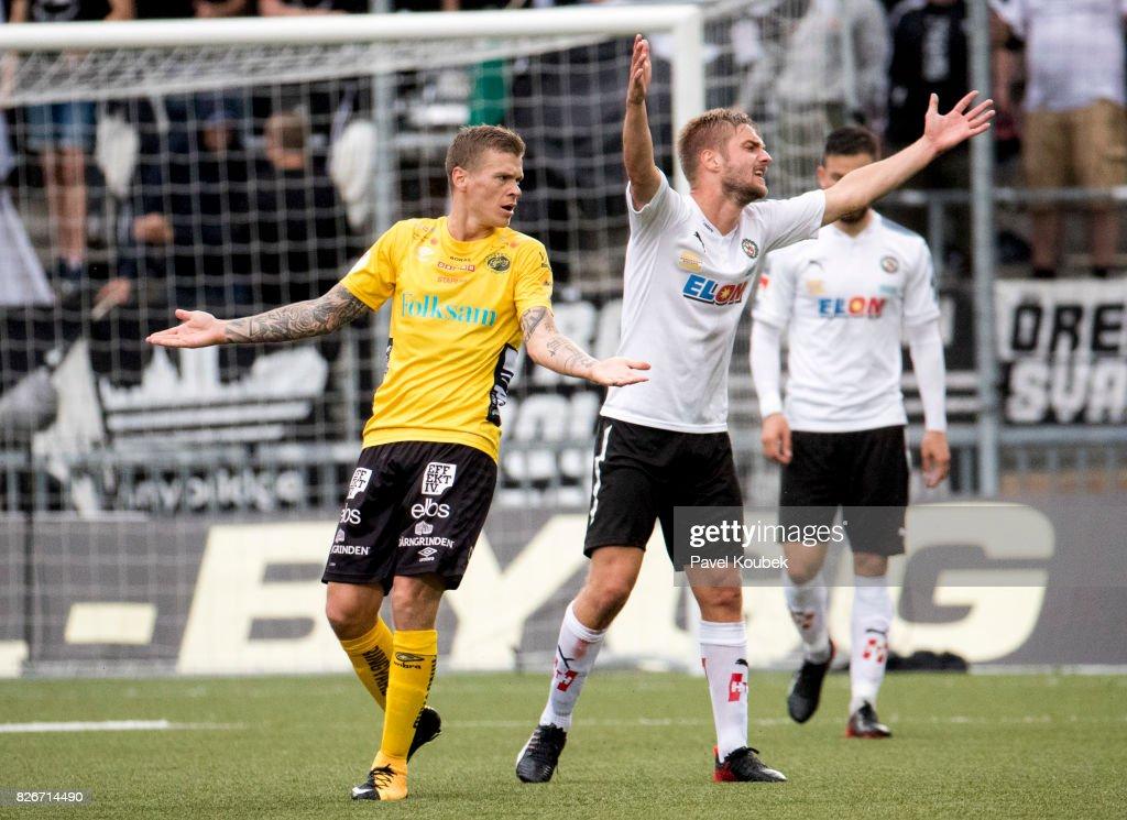 Orebro SK v IF Elfsborg - Allsvenskan