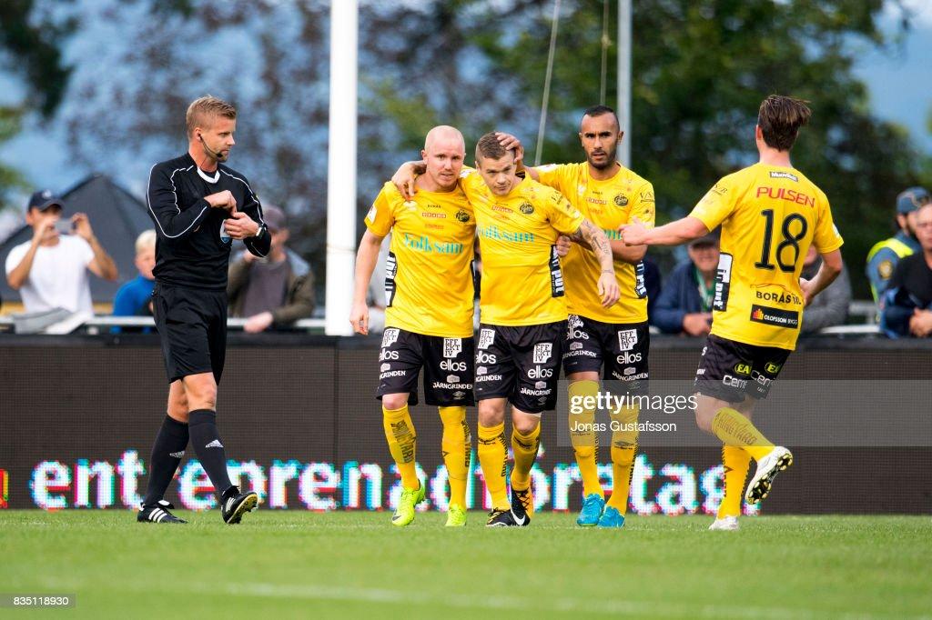 Jonkopings Sodra IF v IF Elfsborg - Allsvenskan