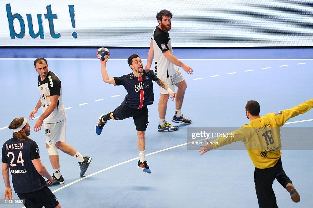 french handball league