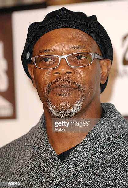 Samuel L Jackson announces details for the Swarovski Fashion Rocks annual fashion benefit on the October 18th 2007 Hotel Intercontinental Hyde Park...