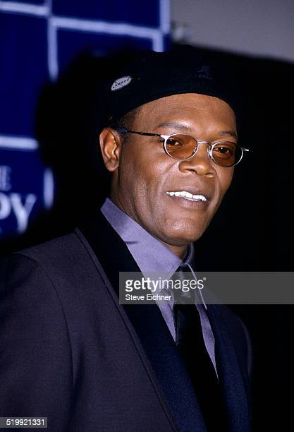 Samuel L Jackson at ESPY awards New York 1990s