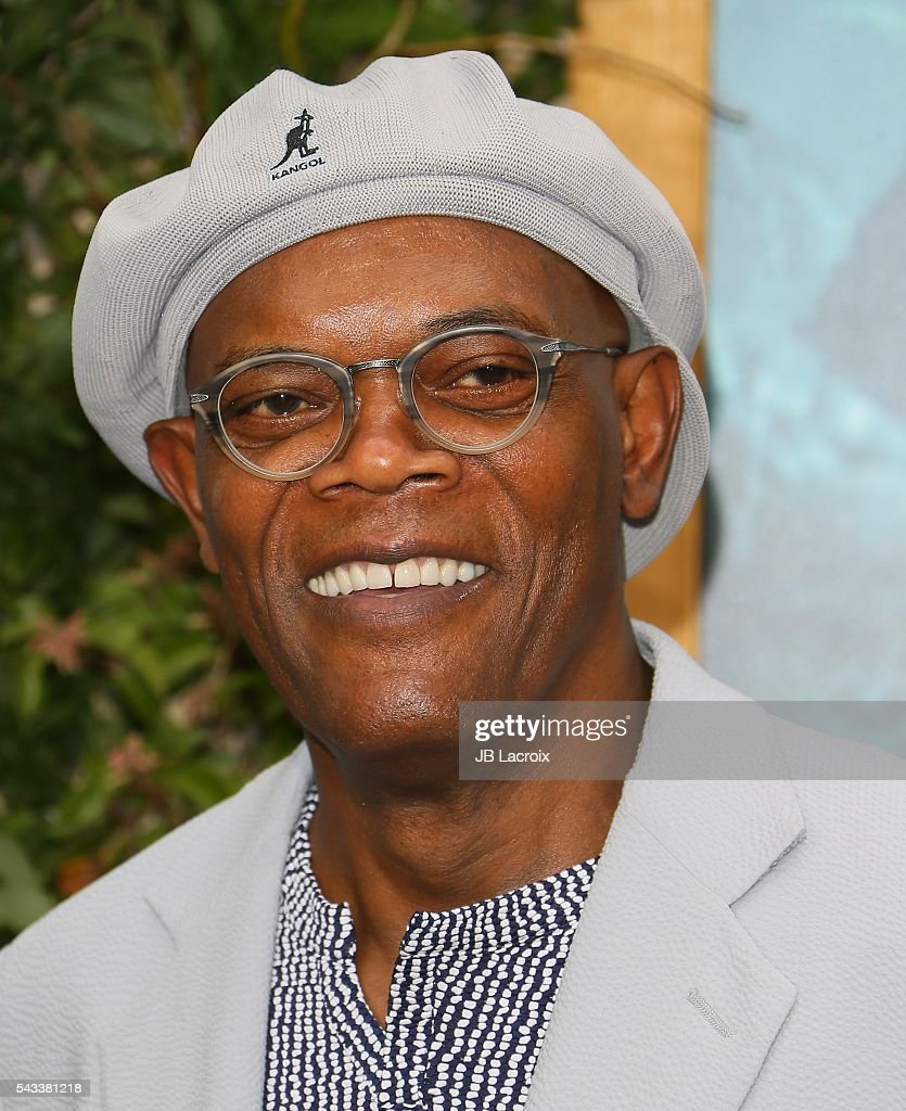 <a gi-track='captionPersonalityLinkClicked' href=/galleries/search?phrase=Samuel+L.+Jackson&family=editorial&specificpeople=167234 ng-click='$event.stopPropagation()'>Samuel L. Jackson</a> attends the premiere of Warner Bros. Pictures' 'The Legend of Tarzan' on June 27, 2016 in Hollywood, California.