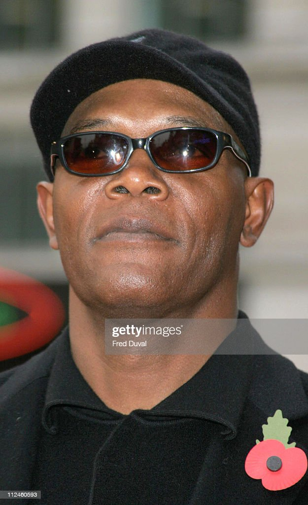 Samuel L. Jackson during 'The Incredibles' London Premiere at Empire Leicester Square in London, United Kingdom.