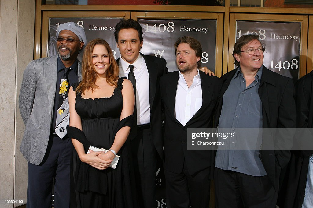 Samuel L Jackson Mary McCormack John Cusack Director Mikael Hafstrom and Producer Lorenzo di Bonaventura