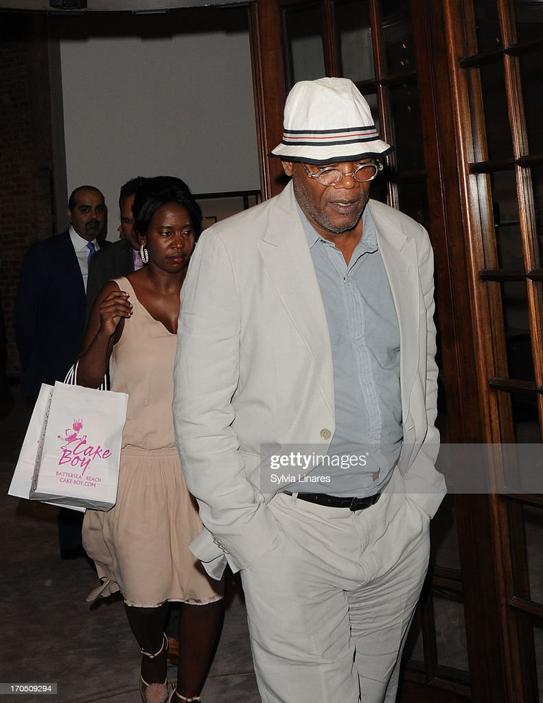 <a gi-track='captionPersonalityLinkClicked' href=/galleries/search?phrase=Samuel+L.+Jackson&family=editorial&specificpeople=167234 ng-click='$event.stopPropagation()'>Samuel L. Jackson</a> sighting on June 13, 2013 in London, England.