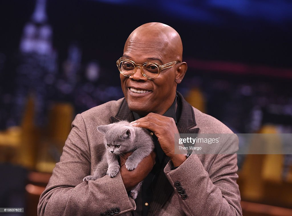 "Samuel L. Jackson Visits ""The Tonight Show Starring Jimmy Fallon"""