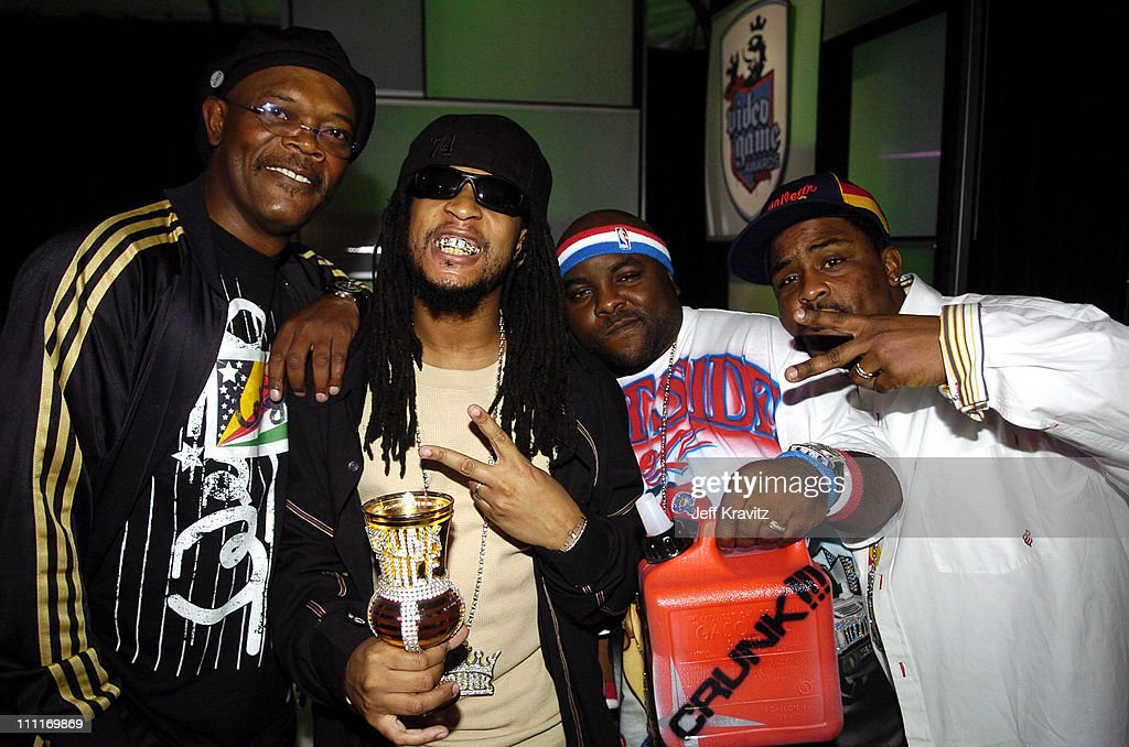 Samuel L Jackson with Lil' Jon and The East Side Boyz **Exclusive**