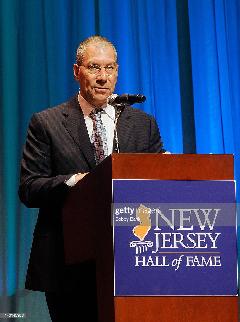 Samuel Newhouse Jr. attends The 5th Annual New Jersey Hall Of Fame Induction Ceremony at New Jersey Performing Arts Center on June 9, 2012 in Newark, New Jersey.