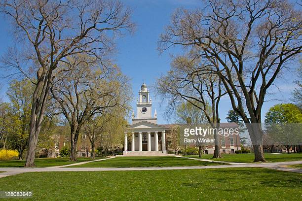 Samuel Phillips Hall, Phillips Academy Andover, Andover, Massachusetts, USA