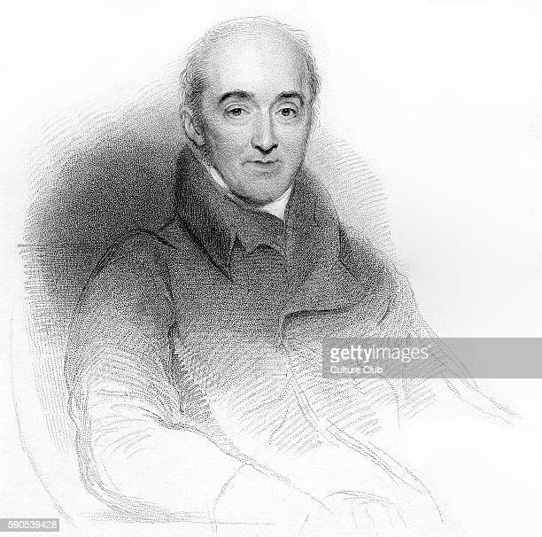 Samuel Rogers English poet Engraving by W Finden after drawing by Thomas Lawrence SR 30 July 1763 Ð 18 December 1855