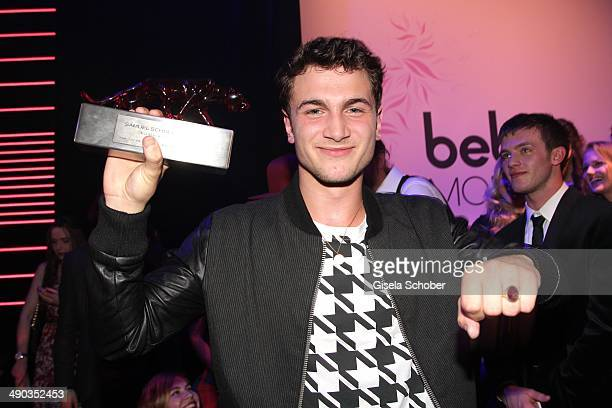 Samuel Schneider attends the New Faces Award Film 2014 at eWerk on May 8 2014 in Berlin Germany