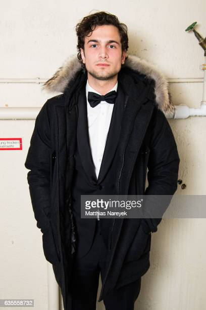 Samuel Schneider attends the Off Berlinale Party with Woolrich during the 67th Berlinale International Film Festival Berlin at on February 15 2017 in...