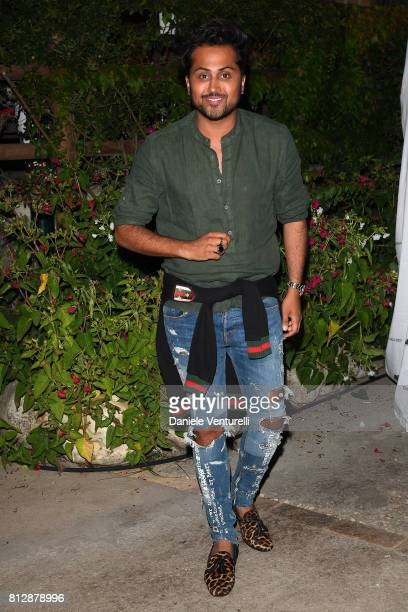 Samuel Sohebi attends 2017 Ischia Global Film Music Fest on July 11 2017 in Ischia Italy