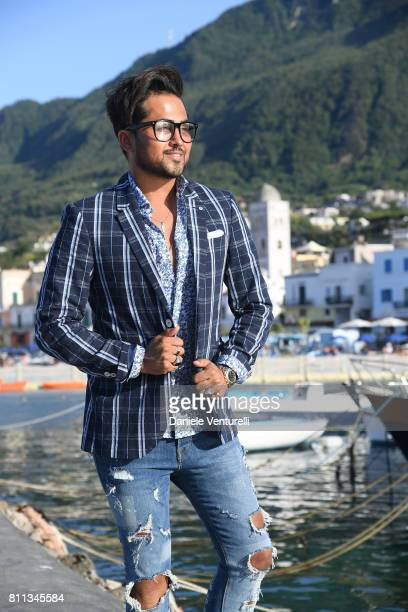 Samuel Sohebi attends 2017 Ischia Global Film Music Fest on July 9 2017 in Ischia Italy