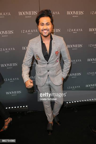 Samuel Sohebi during the grand opening of Roomers IZAKAYA on October 12 2017 in Munich Germany