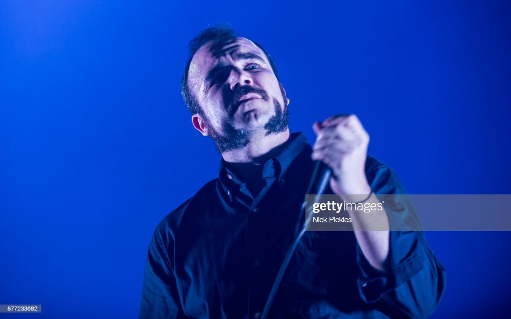 Future Islands Perform At The O2 Academy Brixton