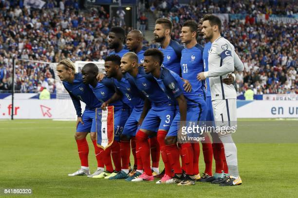 Samuel Umtiti of France Djibril Sidibe of France Olivier Giroud of France Laurent Koscielny of France Paul Pogba of France Hugo Lloris of France...