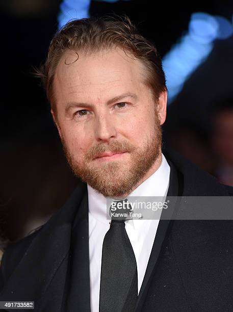 Samuel West attends a screening of 'Suffragette' on the opening night of the BFI London Film Festival at Odeon Leicester Square on October 7 2015 in...