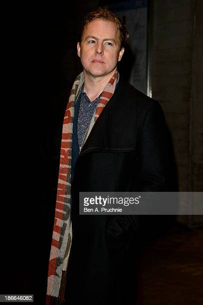 Samuel West attends as The national Theatre celebrate 50 years on stage at The National Theatre on November 2 2013 in London England