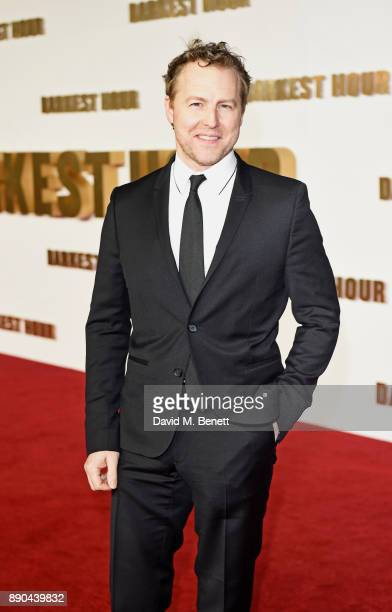 Samuel West attends the UK Premiere of 'Darkest Hour' at Odeon Leicester Square on December 11 2017 in London England
