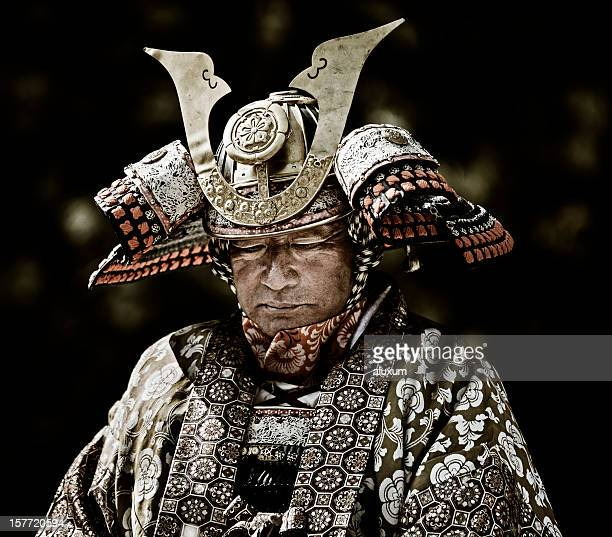 Samouraï à Jidai Matsuri festival de Kyoto, Japon
