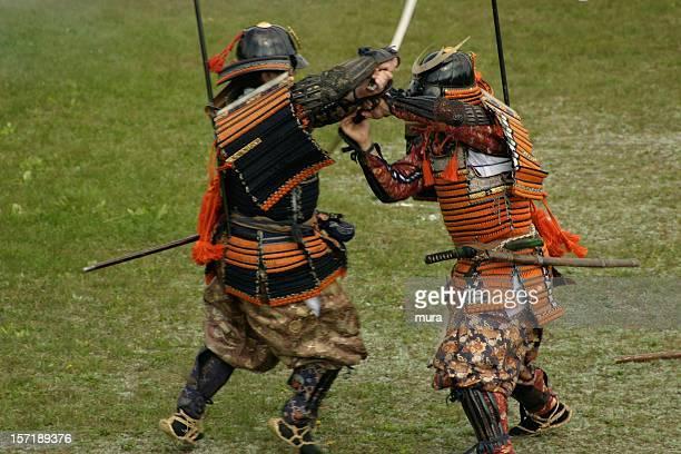 Samurai Kampf