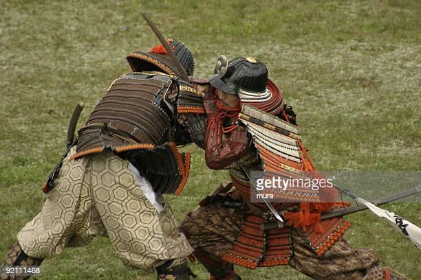 サムライ戦い