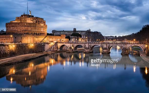 San Angelo Castle, Rome, Italy