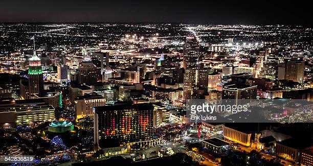 San Antonio at Night