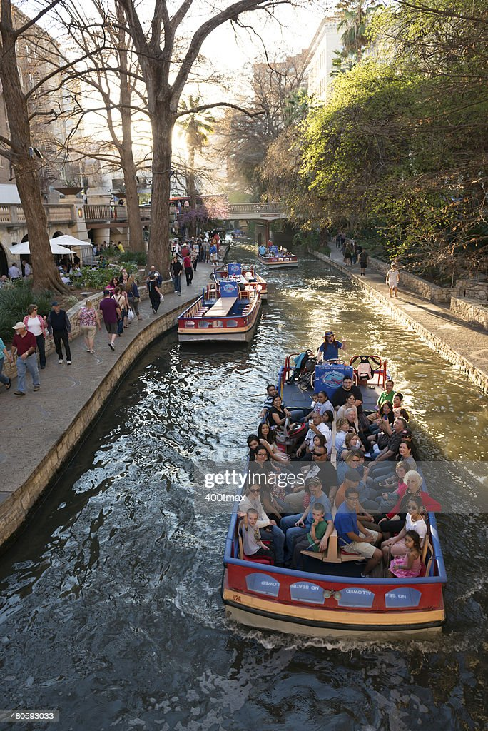 San Antonio RIver : Stock Photo