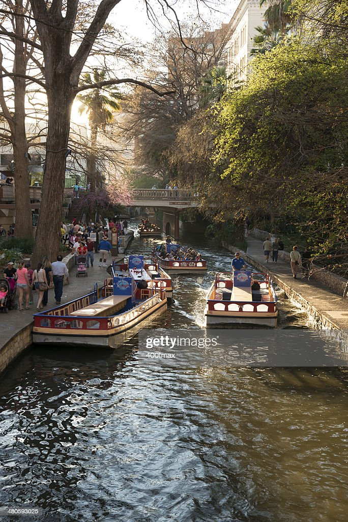 San Antonio RIverwalk : Stock Photo
