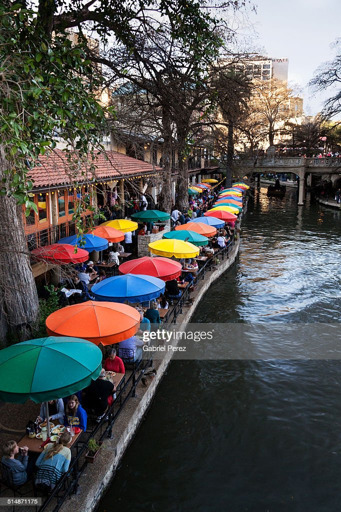 San Antonio Texas River Walk