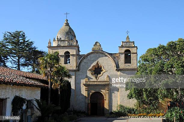San Carlos Borromeo Mission, Carmel, California