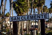 San Clemente sign