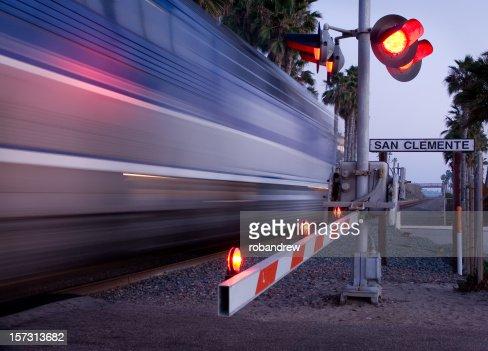 San Clemente Train