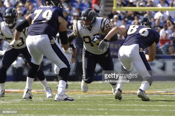 San Diego Chargers Vs Baltimore Ravens October 1 2006