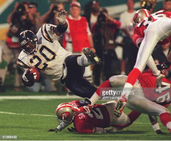 Super Bowl Xxix Stock Photos And Pictures Getty Images