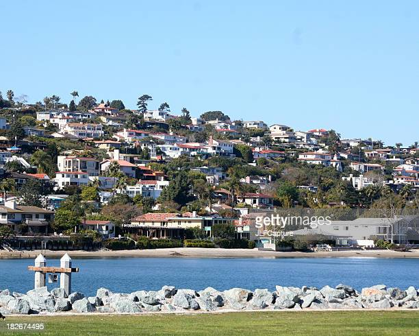 San Diego Homes Overlooking the Bay