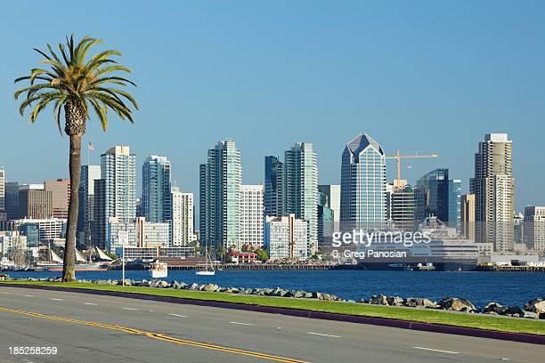 Skyline di San Diego