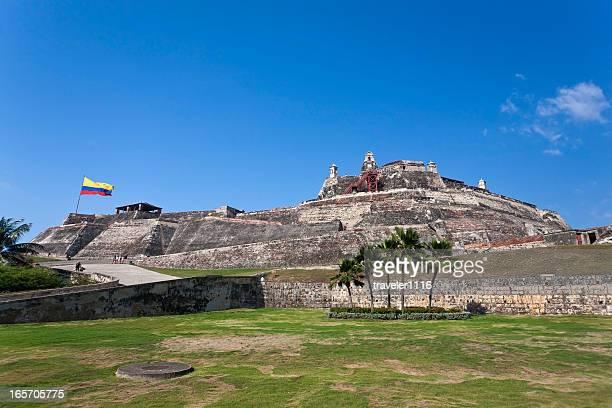 San Felipe Fort Cartagena, Colombia